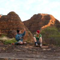 camping under the domes of the Bungle Bungles | Steve Trudgeon