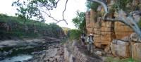 Exploring the river valley, The Kimberley's, Western Australia | Tim Macartney-Snape