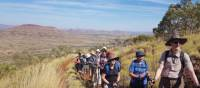 Endless walking opportunities await in Karijini National Park