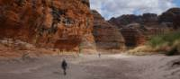 Walking through the picture-perfect Bungle Bungles