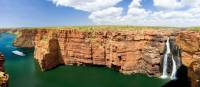 Panorama of the Kimberley region