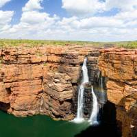 Panorama of the Kimberley region