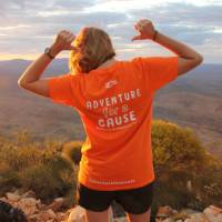 Adventure for a cause with Huma Charity Challenge on the Larapinta Trail in Central Australia | Larissa Duncombe