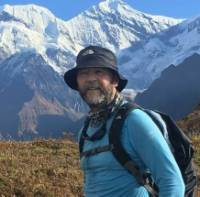 Andrew Wigington, Trekking with Purpose