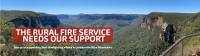 The Rural Fire Service Needs Your Support