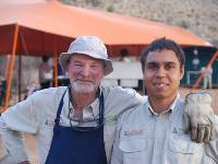 The guide team includes experience and local knowledge |  <i>Mark Bennic</i>