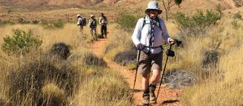 Trekking the Larapinta Trail | Karen Moller