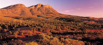 Bask in the glow of striking sunsets at Wilpena Pound | Adam Bruzzone
