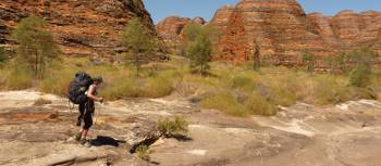 Trekking in the spectacular Bungle Bungles National Park | Steve Trudgeon